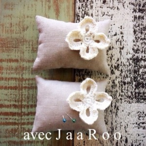 pin pillow Un